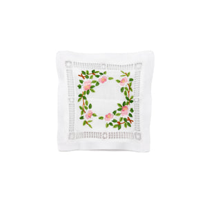 Embroidered Scented Cushion