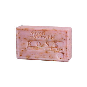 Le Chatelard 1802 Soap - Rose Exfoliating