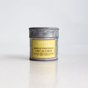 Le Chatelard 1802 Candle - Coconut Milk