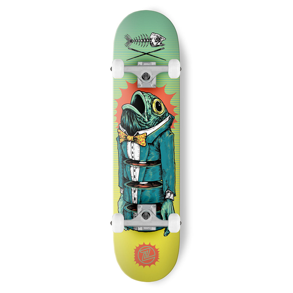 "Z-Flex Fish Complete Skateboard (8.0"")"