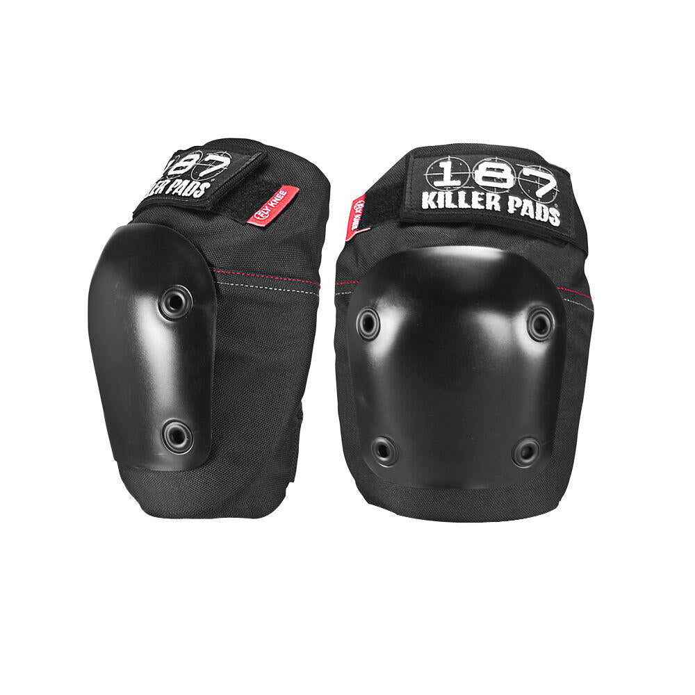 187 Killer Fly Knee Pads (Black)