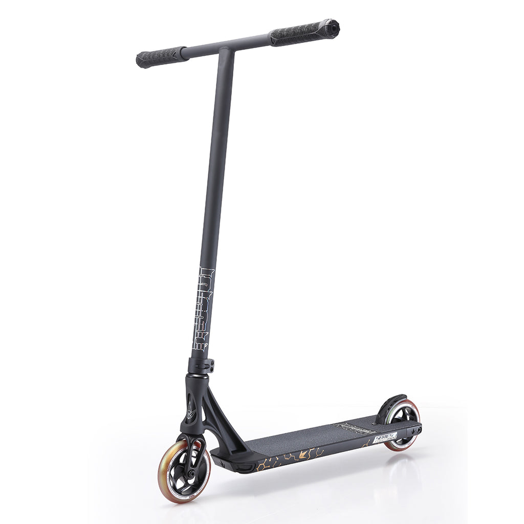 Envy Prodigy Series 8 Street Edition Complete Scooter (Black/Gold)