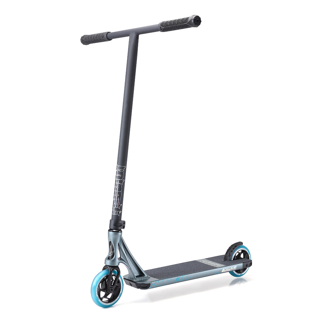 Envy Prodigy Series 8 Street Edition Complete Scooter (Grey/Teal)
