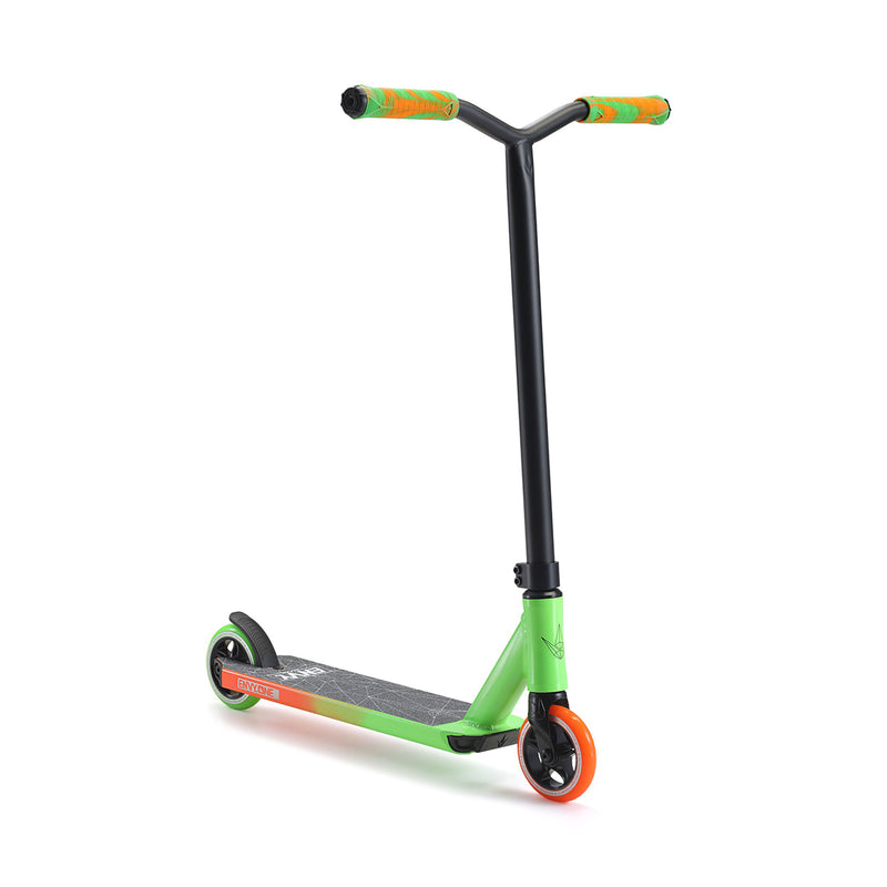 Envy One Series 3 Complete Scooter (Green/Orange)