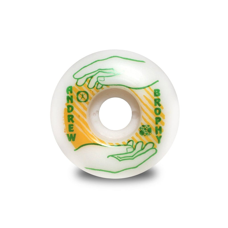 Wayward Wheels 54mm Andrew Brophy Classic Shape (4 Wheels)