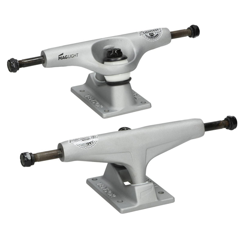 Tensor Magnesium Light Trucks Silver (Various Sizes)