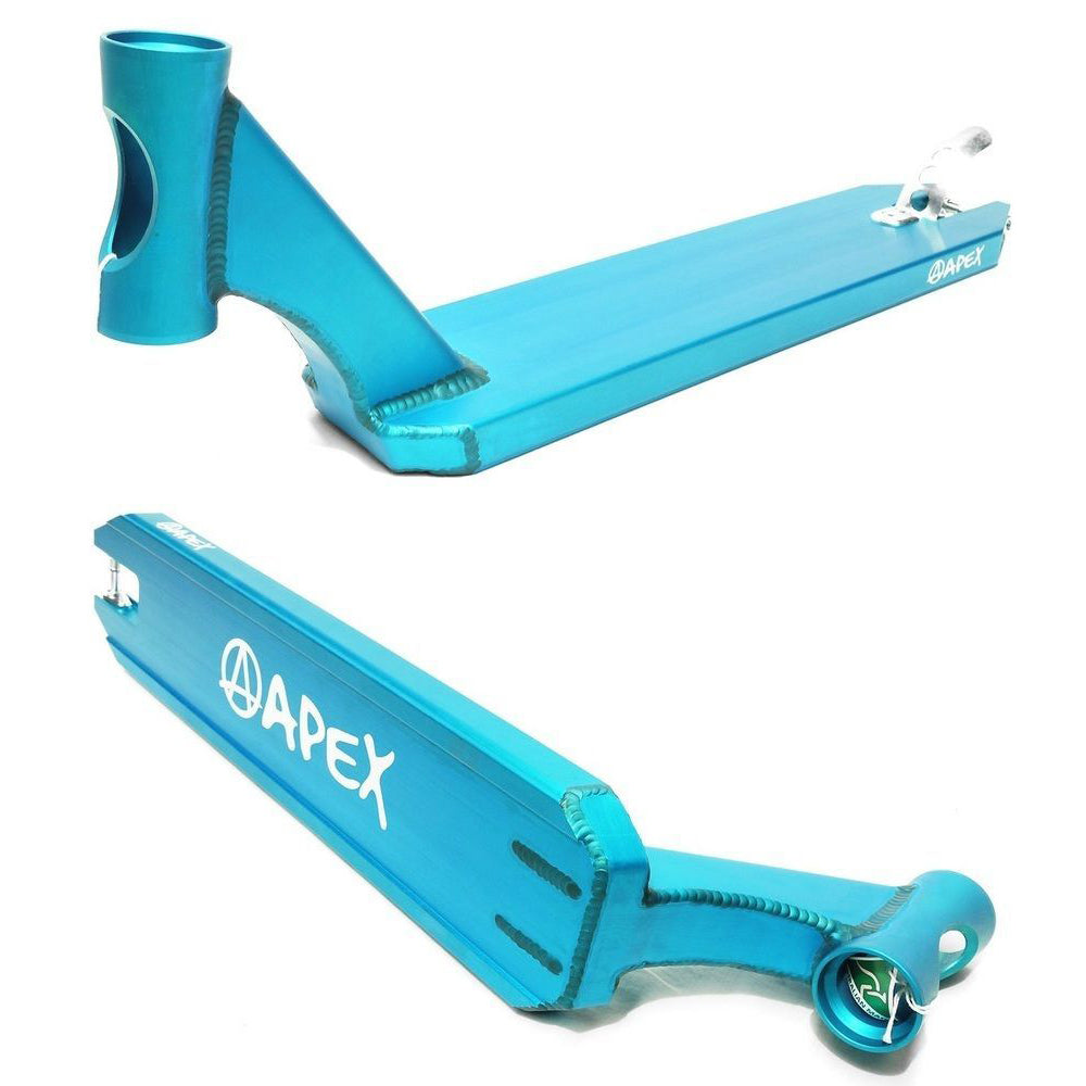 Apex Pro Scooter Deck (Turquoise 580mm)