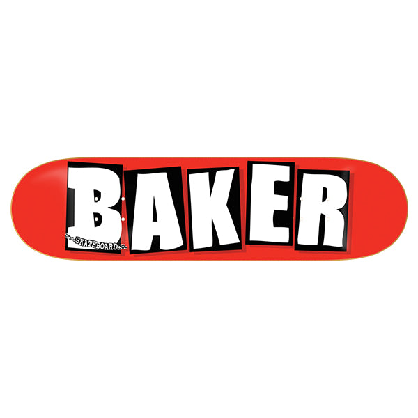 Baker OG Logo Deck (Various Sizes)