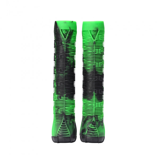 Envy TPR V2 Grips (Green and Black)