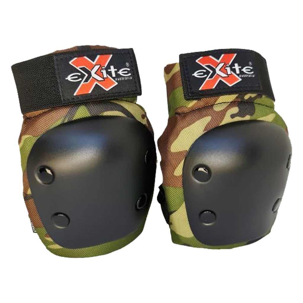 "Exite ""The Critters"" Youth 3 Pack (Green Camo)"