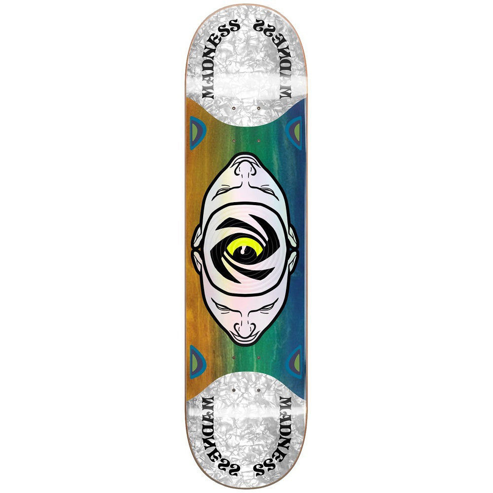 "Madness Minds Eye Slick Deck (8.125"")"