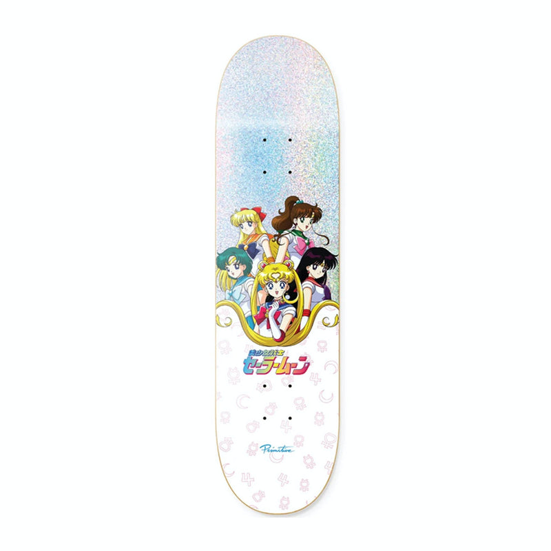 "Primitive Sailor Moon Team Deck (7.0"")"