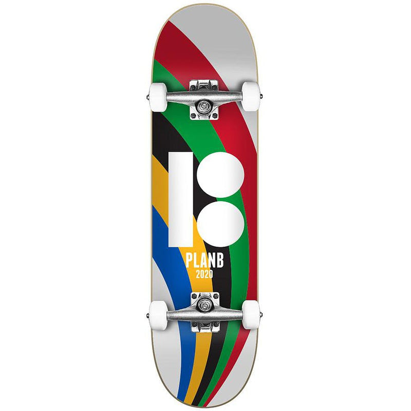 "Plan B Team Oz Complete Skateboard (7.75"")"