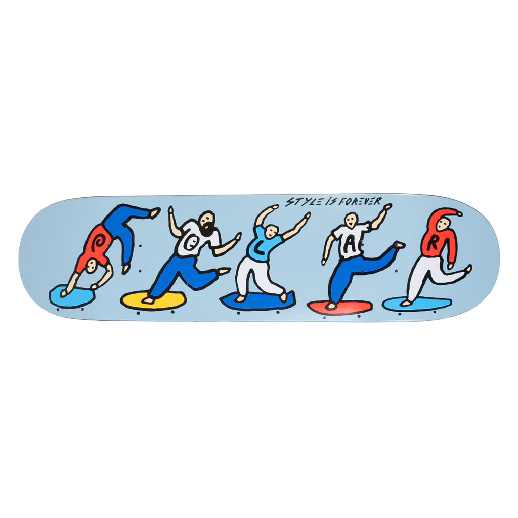 "Polar Style Is Forever Deck (8.375"")"