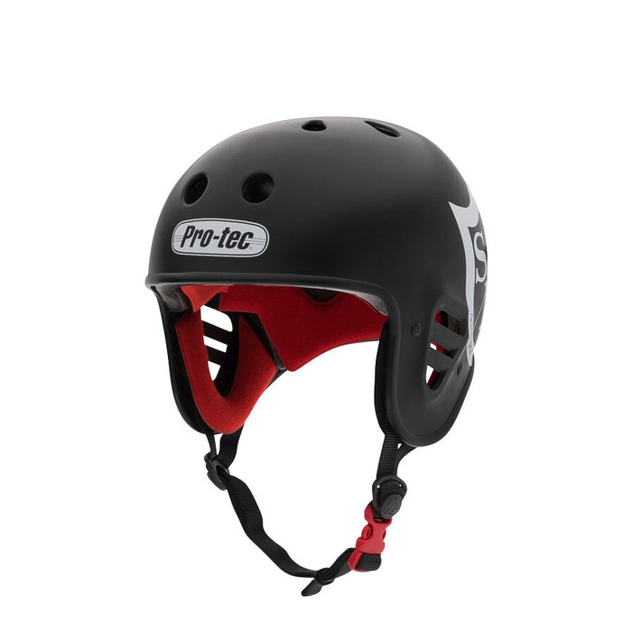 Pro-Tec Full Cut Certified S&M Helmet (Matte Black)