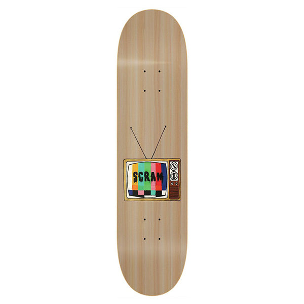 "Scram Benfy TV ""Redline Slick"" Deck (Various Sizes)"