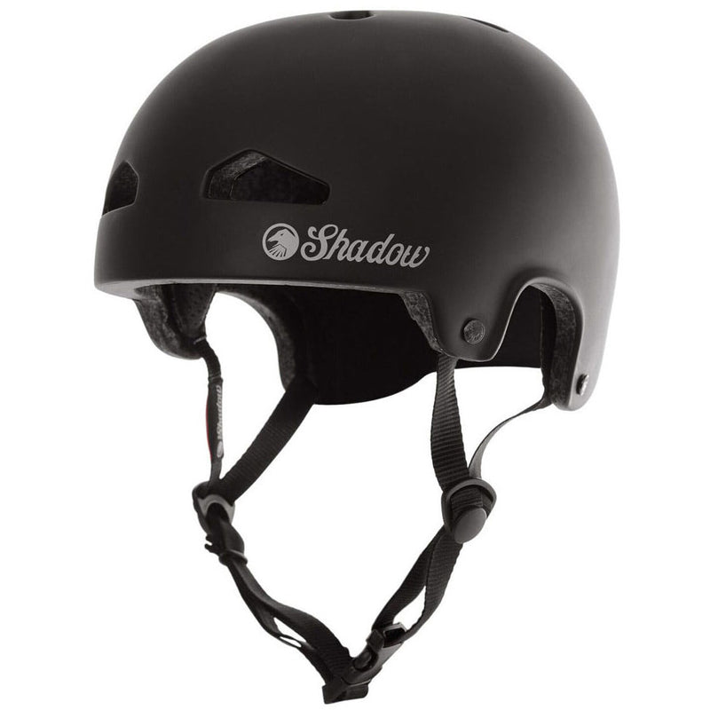 Shadow Conspiracy Certified Featherweight In-Mold Helmet (Matte Black)