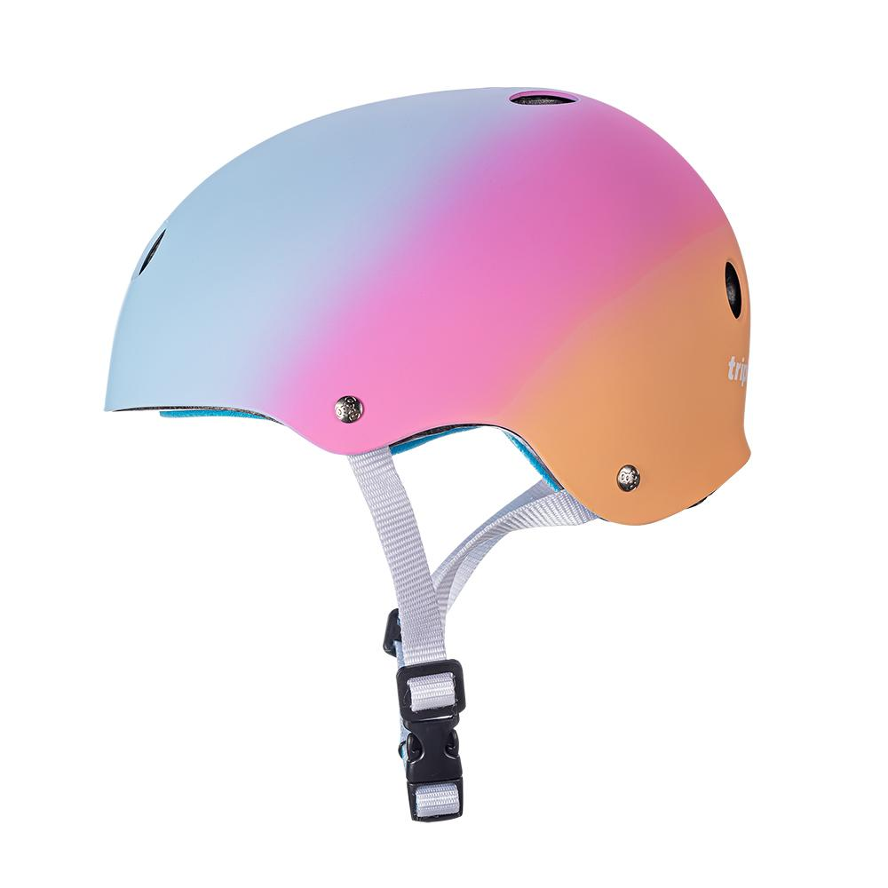 Triple 8 THE Certified Sweatsaver Helmet (Sunset)