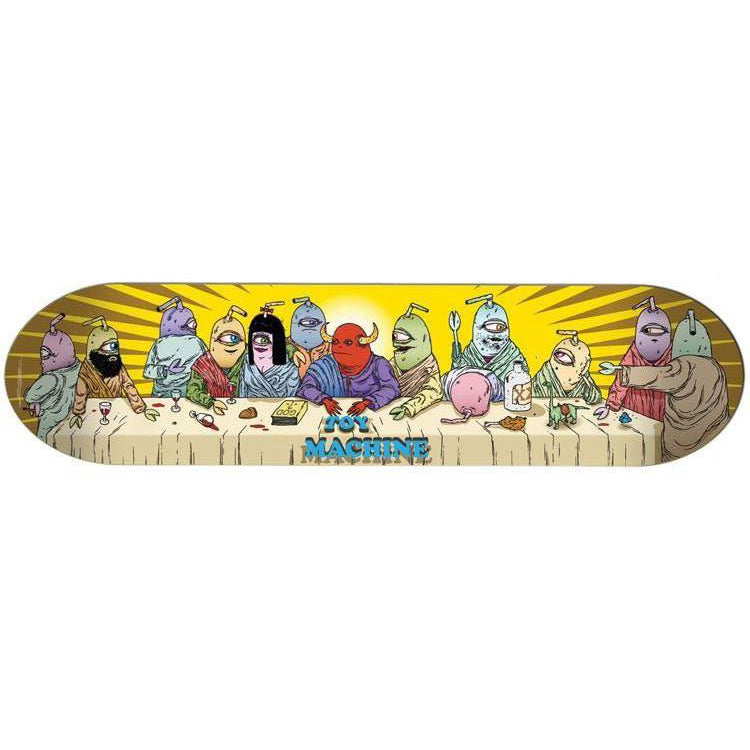 "Toy Machine Last Supper Deck (8.0"")"
