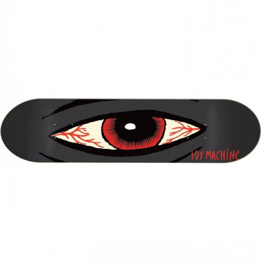 "Toy Machine Sect Eye Bloodshot Deck (8.1"")"