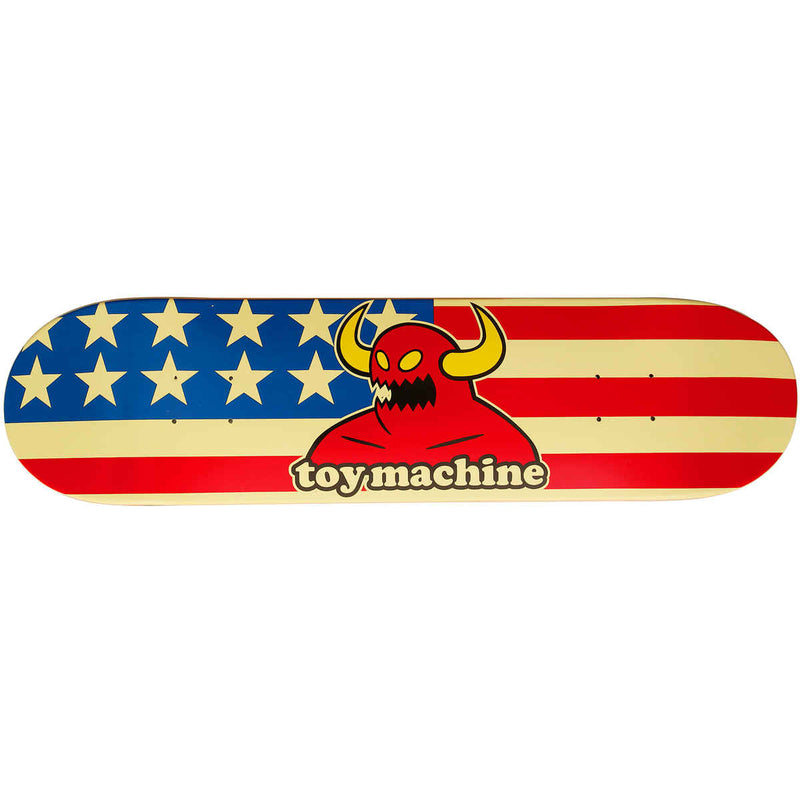 "Toy Machine American Monster Deck (7.875"")"