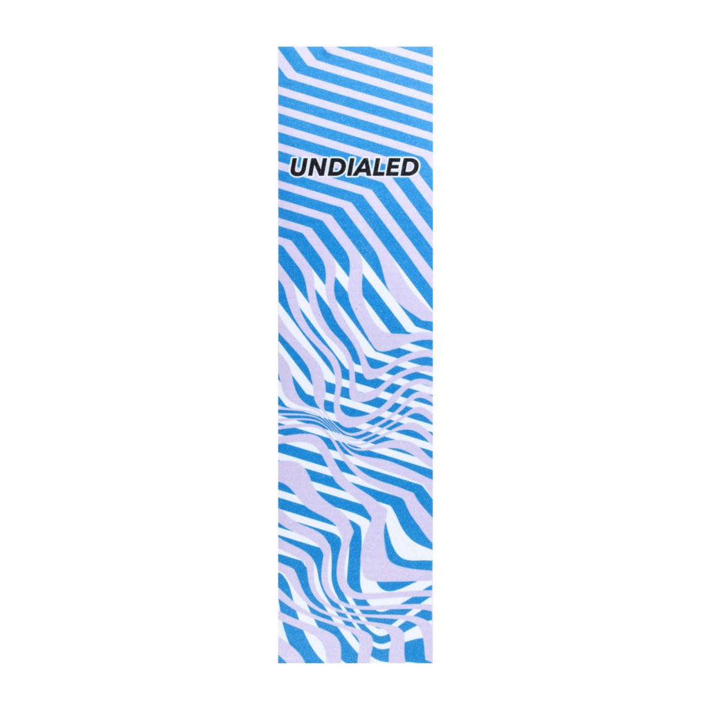 Undialed Scooter Griptape (Pink and Blue)
