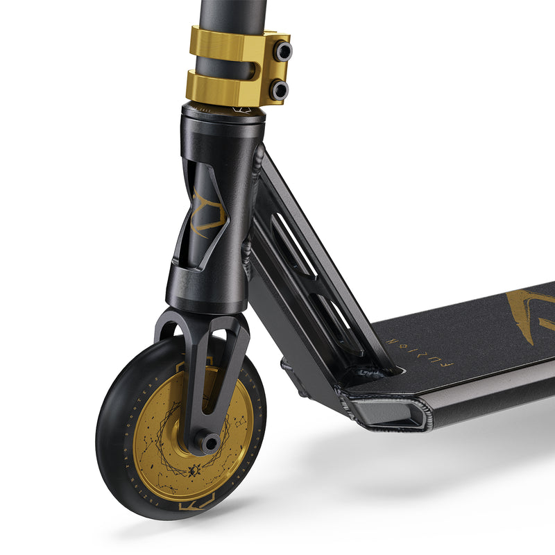 Fuzion Z350 Complete Scooter (Black/Gold – 2021)