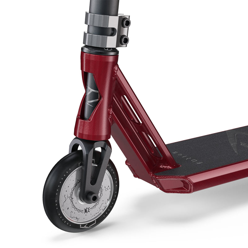 Fuzion Z350 Complete Scooter (Burgundy – 2021)