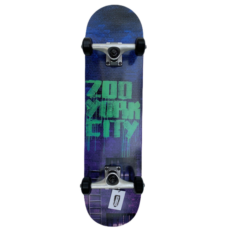 "Zoo York Spray Complete Skateboard (8.0"")"