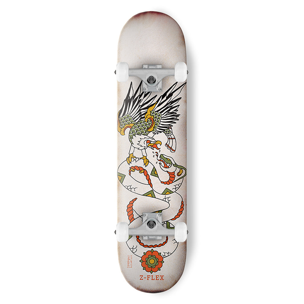 "Z-Flex Eagle Complete Skateboard (8.25"")"