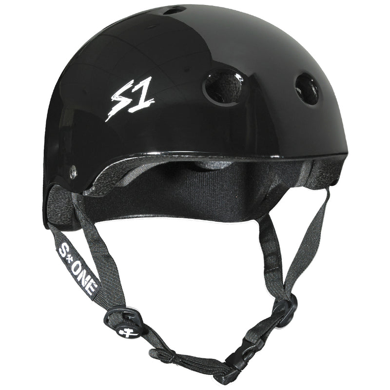 S1 Lifer Certified Helmet (Gloss Black)