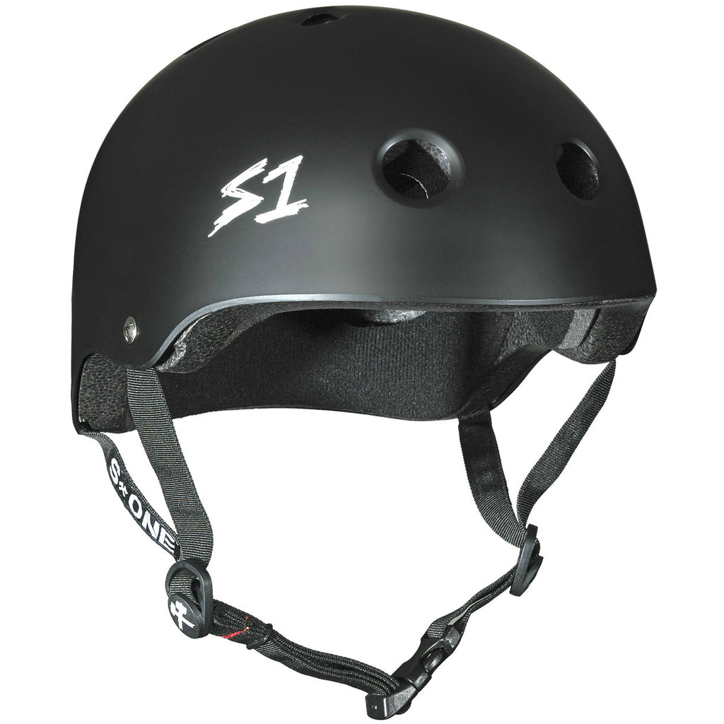 S1 Lifer Certified Helmet (Matte Black)