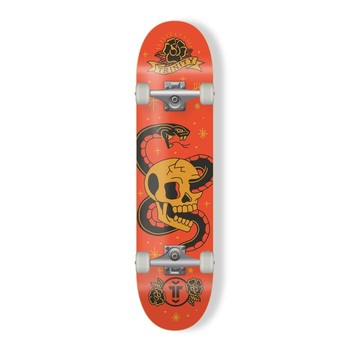 "Trinity Demise Complete Skateboard (8.25"")"