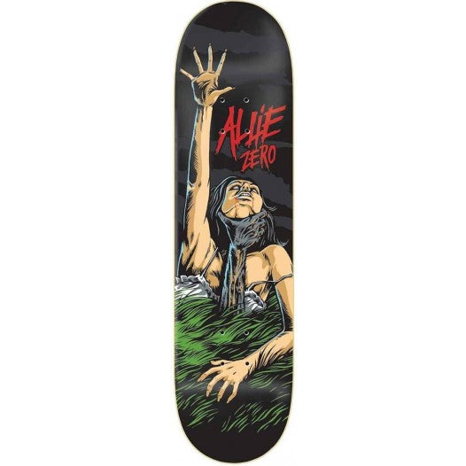"Zero Allie Death Grips Deck (8.375"")"