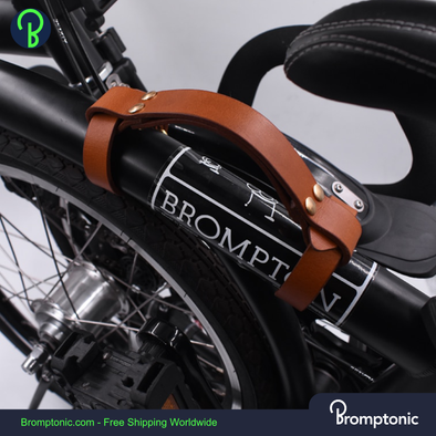 REVIEW: Brompton carry handles
