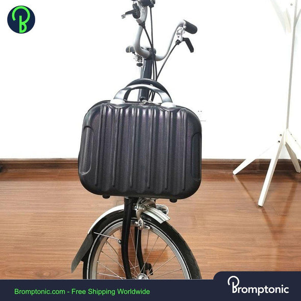 Brompton Storage Bag for Bike ⎢Suitcase Mini travel cosmetica