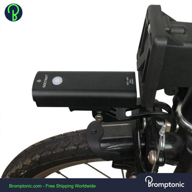 Brompton front battery light