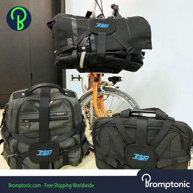 Brompton Any Bag holder with or without frame