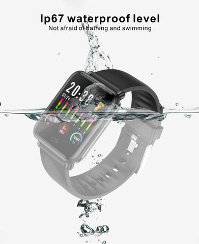 Pingko waterproof smart watch