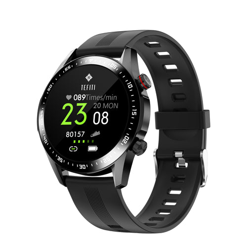 E12 Smart Watch Best Fitness Tracker for Men – PINGKO