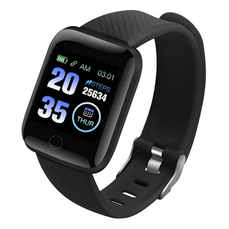 116plus Fitness Watch – PINGKO - PINGKO
