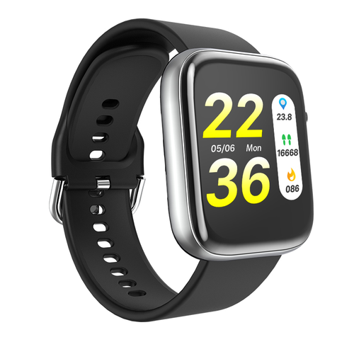 T3M Music Control Smart Watch – PINGKO - PINGKO