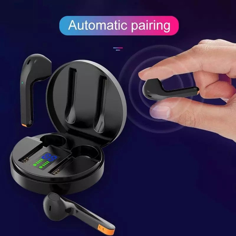 H26T Wireless Earphones with Charging Case - PINGKO - PINGKO