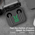 L12 Wireless Bluetooth 5.0 TWS Earbud  | PINGKO - PINGKO