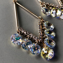 Load image into Gallery viewer, Maja Swarovski Dangle Earrings
