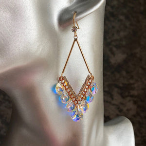 Maja Swarovski Dangle Earrings