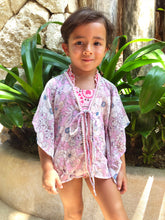 Load image into Gallery viewer, Aluna Kaftan in Pink (Kids)