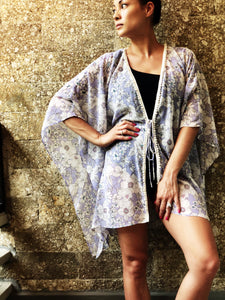 Leilani Kaftan in Thistle