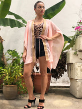 Load image into Gallery viewer, Neola Kaftan in Pale Peach