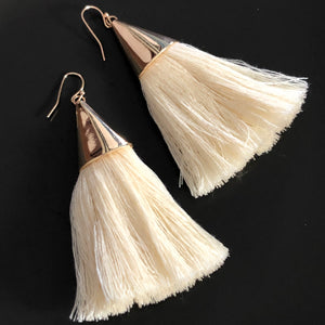 Cersei Tassel Earrings